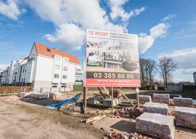 Nieuwbouwproject Bouwbedrijf Van Gastel nv, Turnhoutsebaan 446, 2970 Schilde