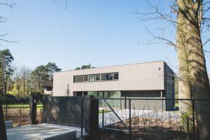 Nieuwbouwproject Bouwbedrijf Van Gastel nv, Groenendaallei, 2900 Schoten