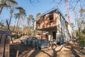 Nieuwbouwproject Bouwbedrijf Van Gastel nv, Ruusbroecklei 4, 2900 Schoten