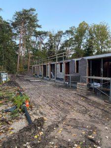 Bouwbedrijf Van Gastel nv, nieuwbouw Sint-Maria-ten-Boslei 14 te Schoten