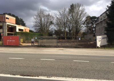 Bouwbedrijf Van Gastel nv, nieuwbouw Turnhoutsebaan 20 te Schilde