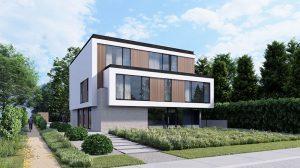 Bouwbedrijf Van Gastel nv, nieuwbouw appartementen Turnhoutsebaan 20 te Schilde