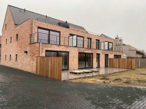 Bouwbedrijf Van Gastel nv nieuwbouw De Bergen 61 te Zandhoven
