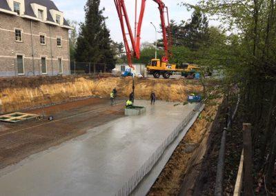 Nieuwbouwproject Bouwbedrijf Van Gastel nv, Turnhoutsebaan 20 te 2970 Schilde